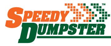 Company Logo For Speedy Dumpster'