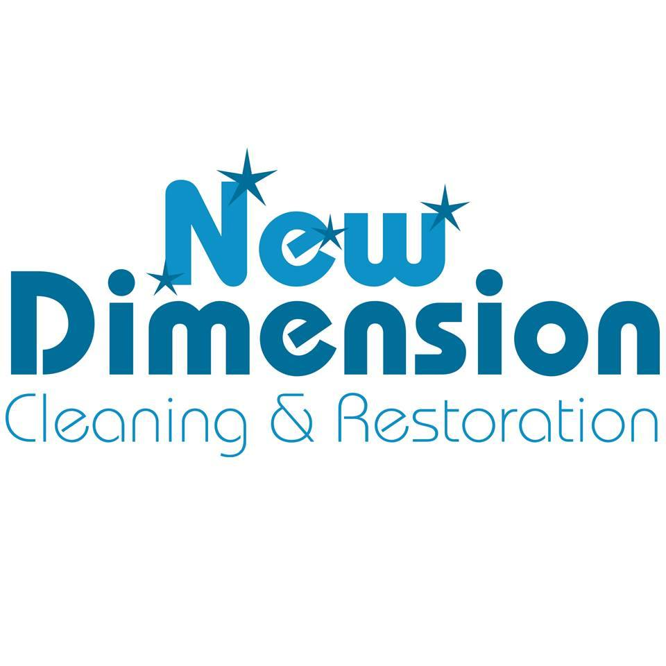 New Dimension Cleaning & Restoration Inc. Logo