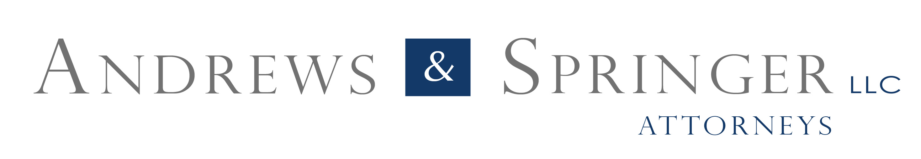 Andrews & Springer LLC Logo