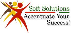 Logo for Soft Solutions'
