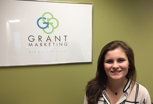 Meet Samantha Hunter, Marketing Intern at Grant Marketing