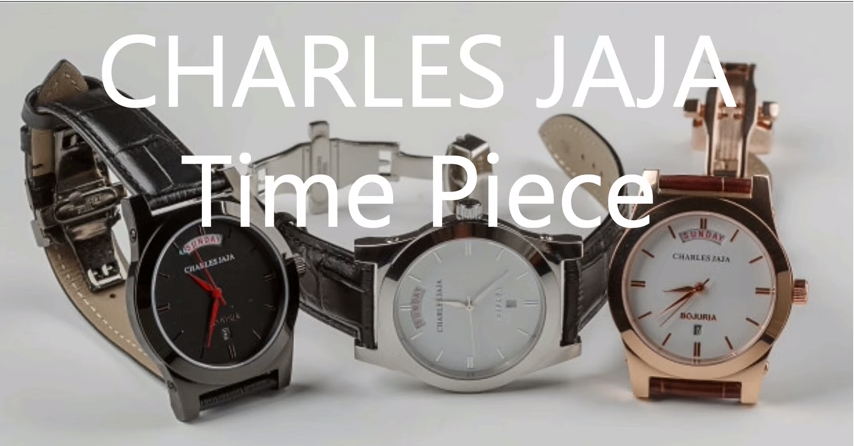 Charles Jaja Watches Logo
