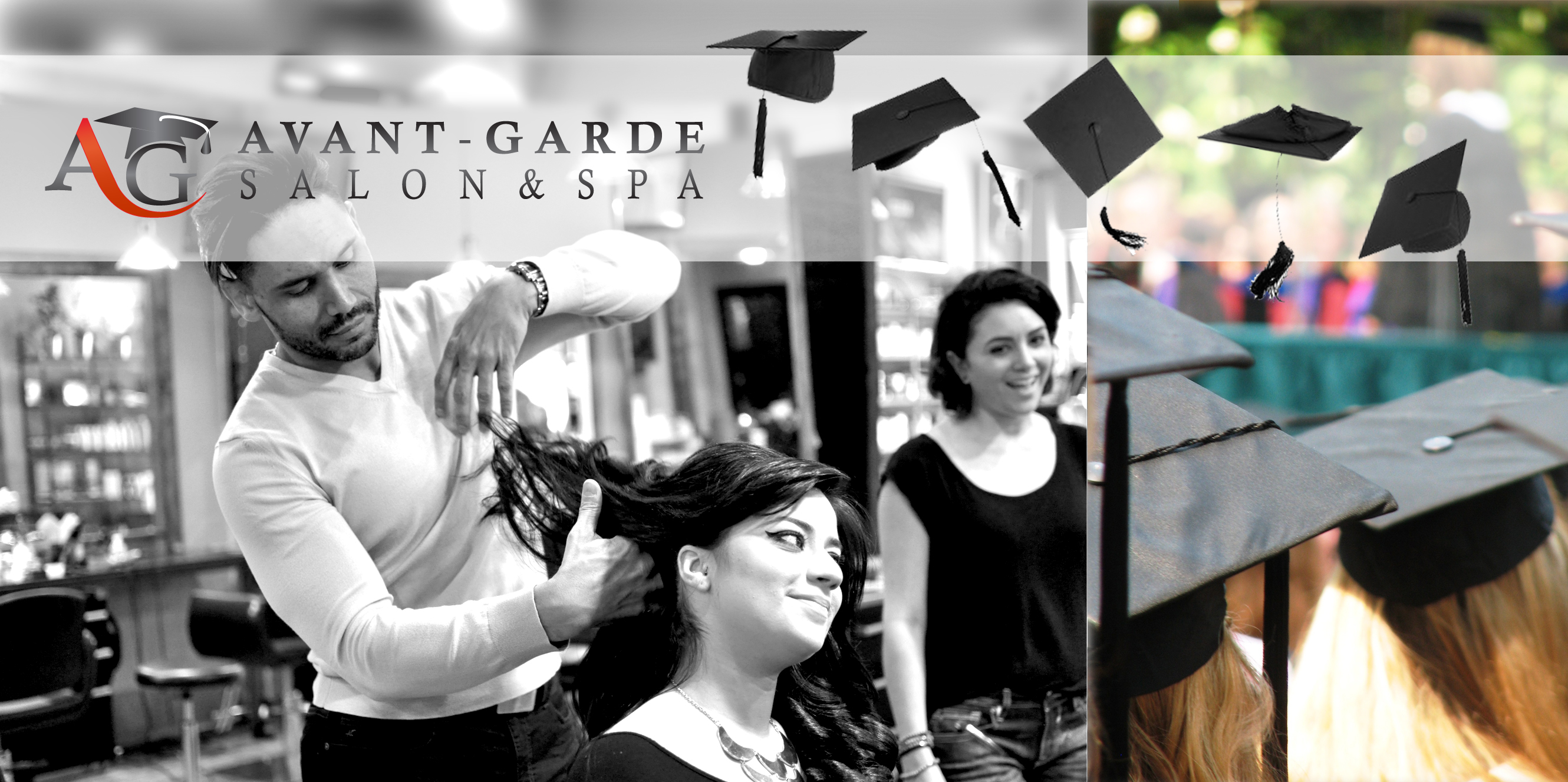 Avant-Garde Salon and Spa Congratulates So Fla Graduates