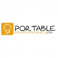 PortablePowerMachines.com Logo