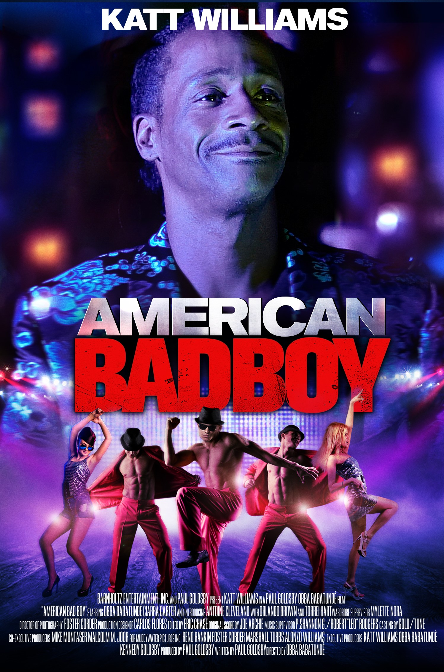 American Bad Boy Movie Logo