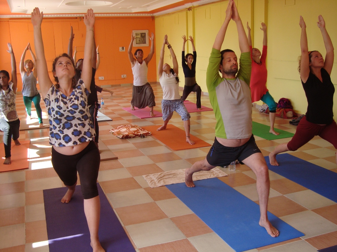 Yoga Classes in Dharamsala