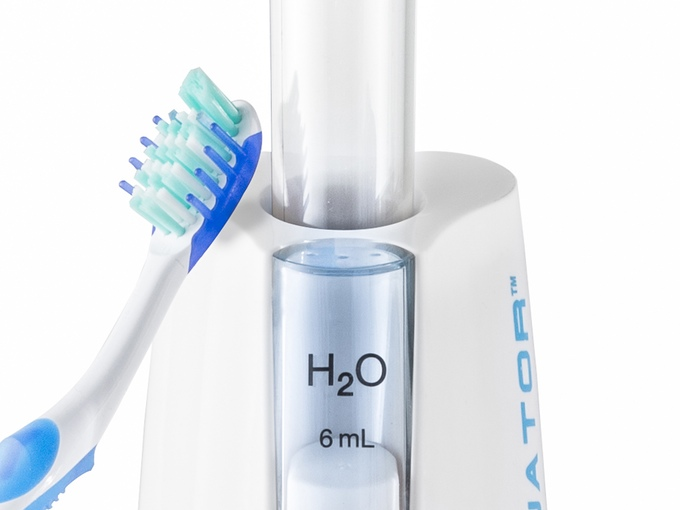 microbial contamination on toothbrush storage Toothbrush contamination: et al found that the use of a cap for toothbrush storage microbial contamination of manual toothbrushes relative to their.
