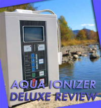 aqua ionizer deluxe review