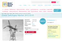 Global Switchgear Market 2015-2019