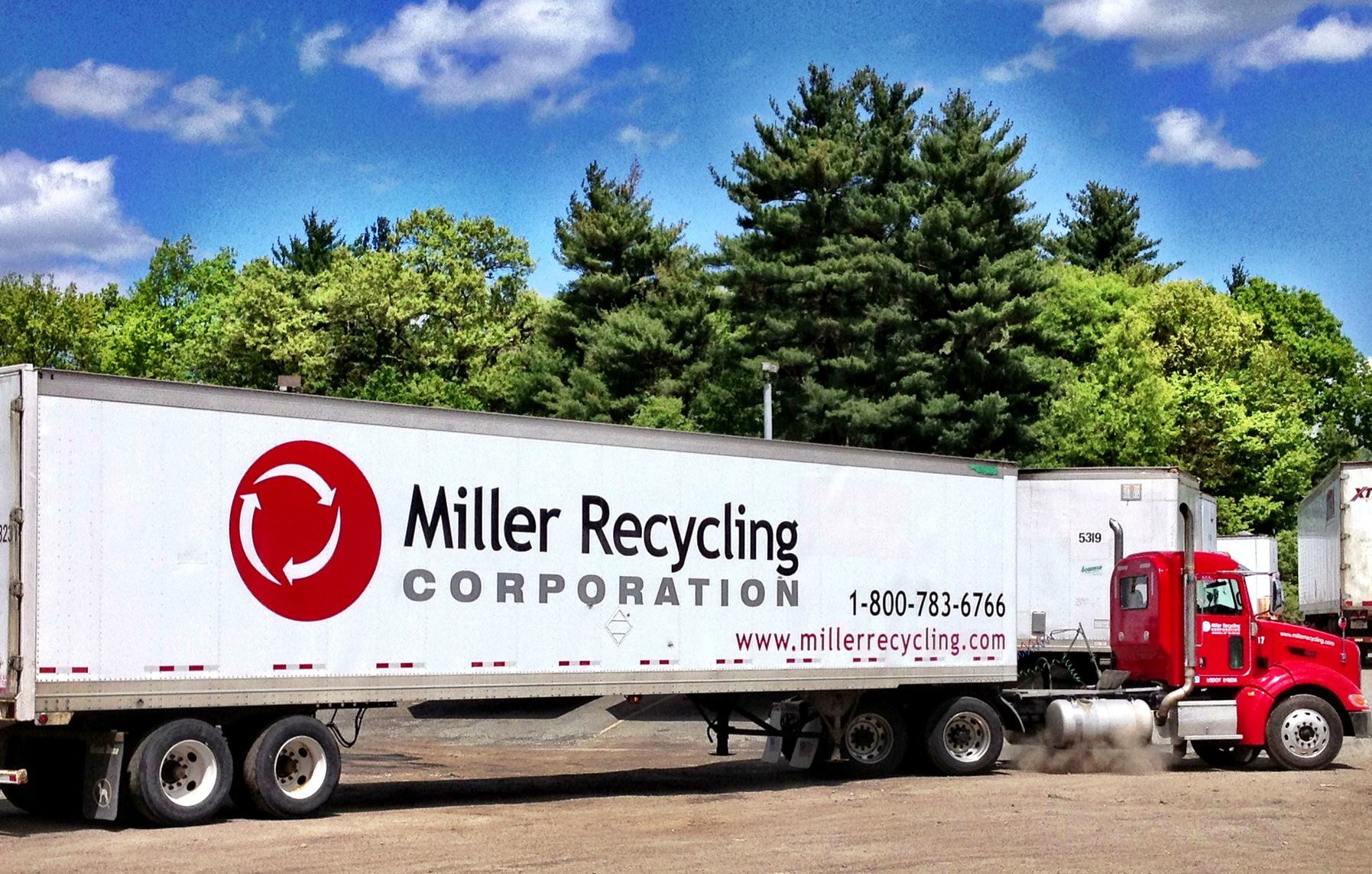 Company Logo For Miller Recycling Corporation