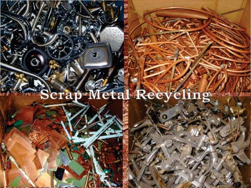 Scrap Metal Recycling'