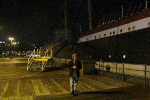 Ghost Doctors- South Street Seaport NYC'