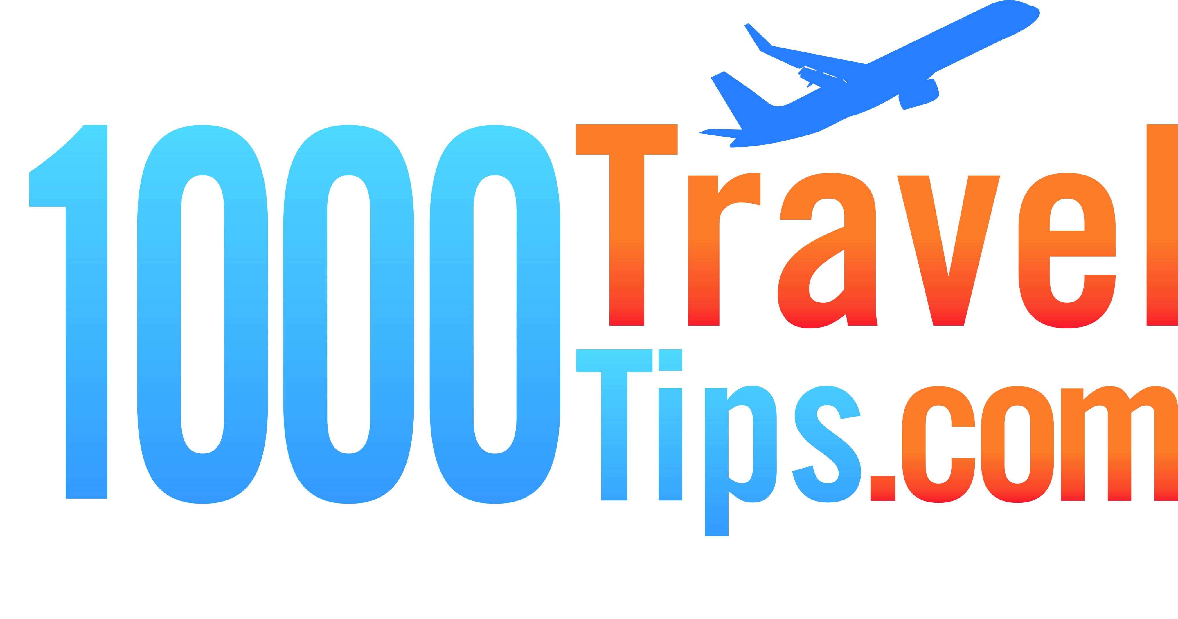 1000TravelTips.com Logo