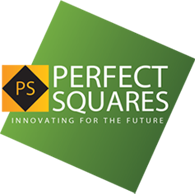 Perfect Squares Logo