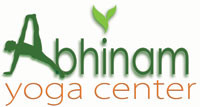 Abhinam Yoga Center Logo