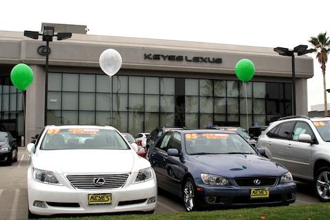 Keyes Lexus'