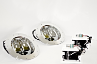 Citation Mustang BoomBeam HID light kit -New MLA design