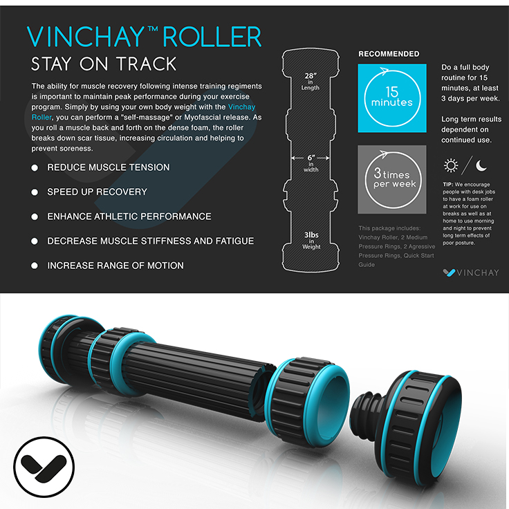 Vinchay Roller Assembly