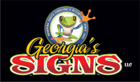Georgia's Signs Logo