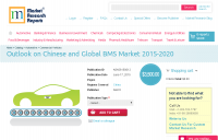 Outlook on Chinese and Global BMS Market 2015-2020