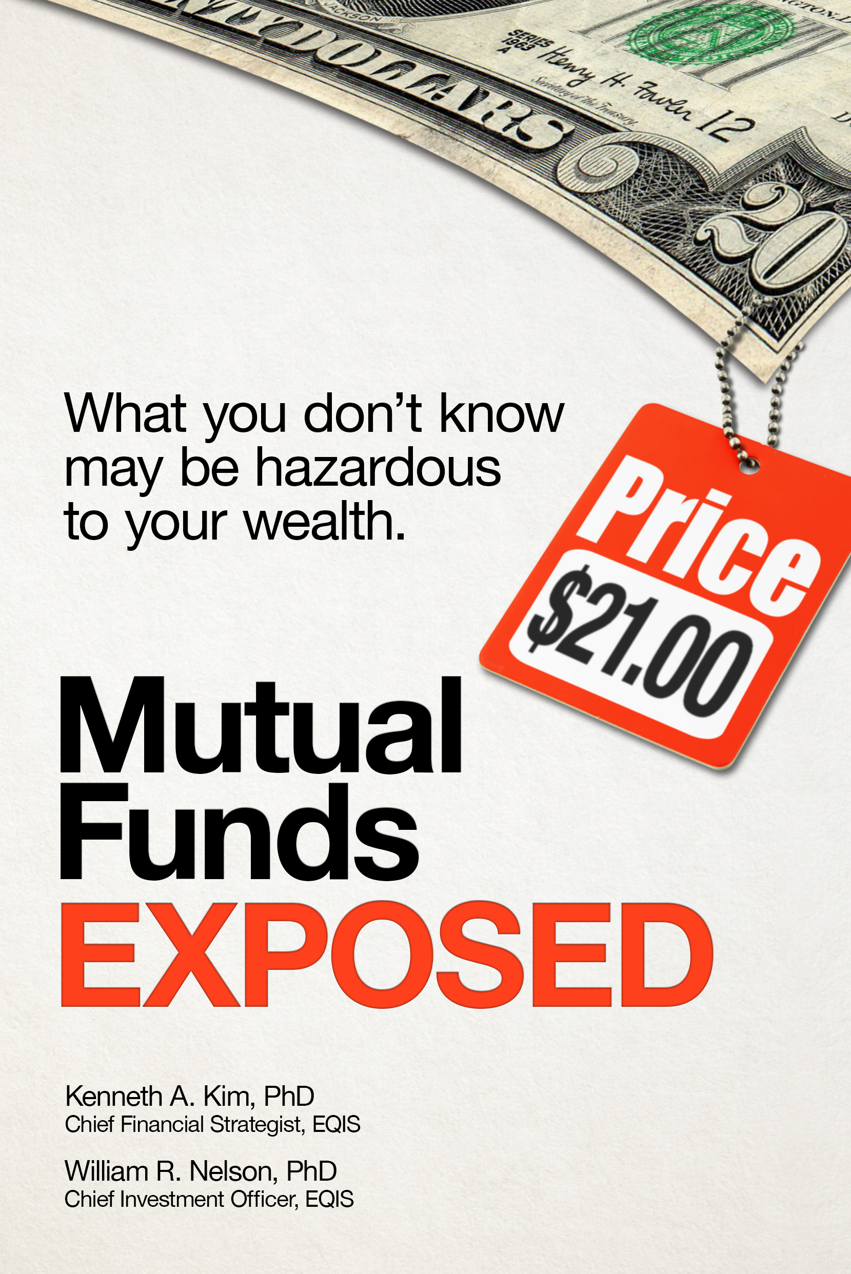 Cover of Mutual Funds Exposed Book