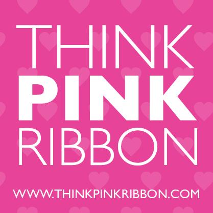 Think Pink Ribbon'