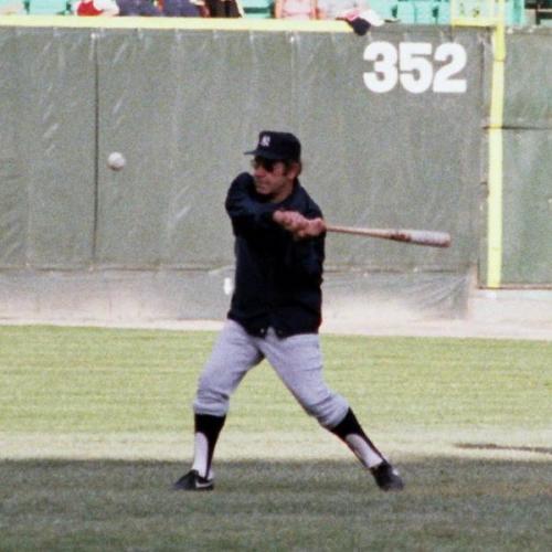 Yogi Berra, 1981'