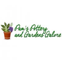 PamsPotteryAndGardensGalore.com Logo