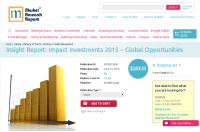 Insight Report: Impact Investments 2015