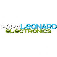 PapaLeonardElectronics.com Logo