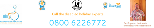 Holidays for the Disabled'