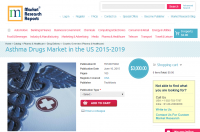 Asthma Drugs Market in the US 2015 - 2019