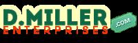 DMillerEnterprise.com Logo
