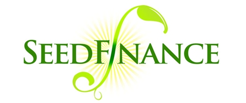Logo for Seedfinance Corporation'