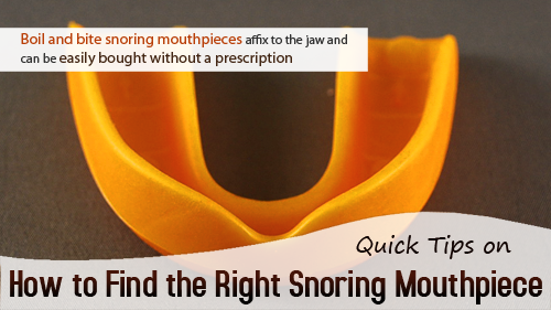 Stop Snoring Devices'