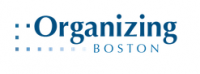 Organizing Boston Logo