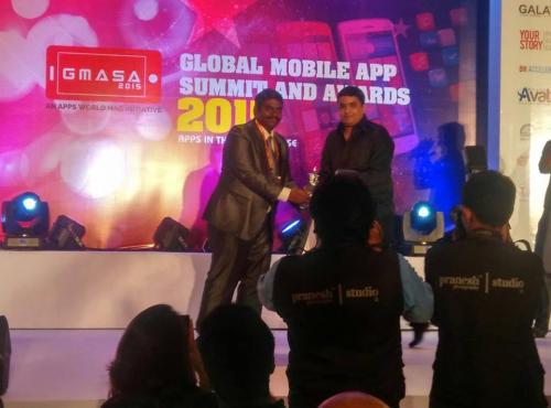 GMASA awarded A(P)ertain'
