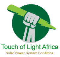 Touch of Light Africa Logo