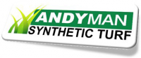 Andyman Synthetic Turf Logo
