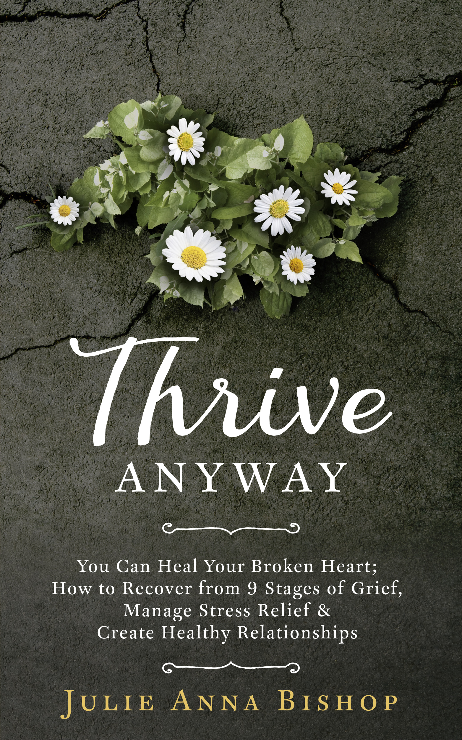 Thrive Anyway by Julie Anna Bishop