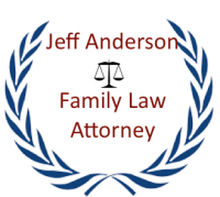 Jeff Anderson Family Law Attorney Logo
