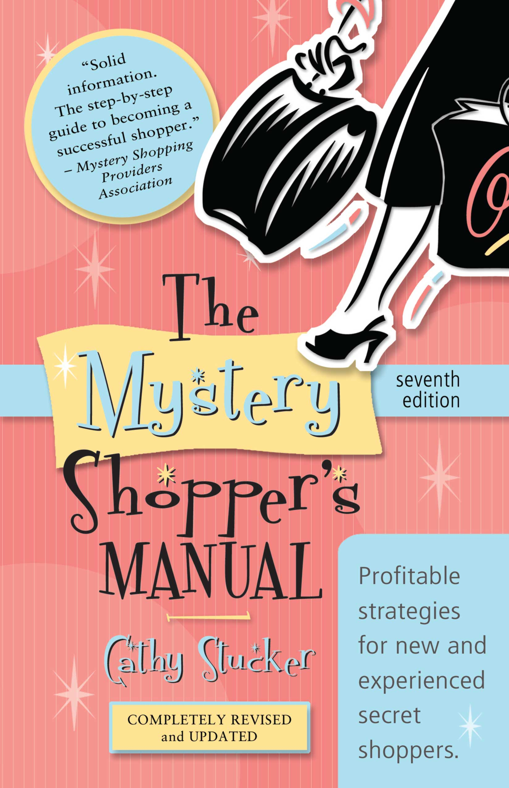 Mystery Shopper's Manual by Cathy Stucker