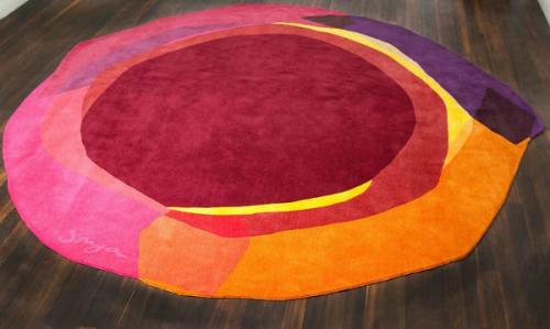 Full Color Felt Carpet Flooring!'
