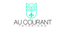 Au Courant Interiors LLC Logo