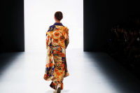 Kimono Fashion Show on New York Fashion Week