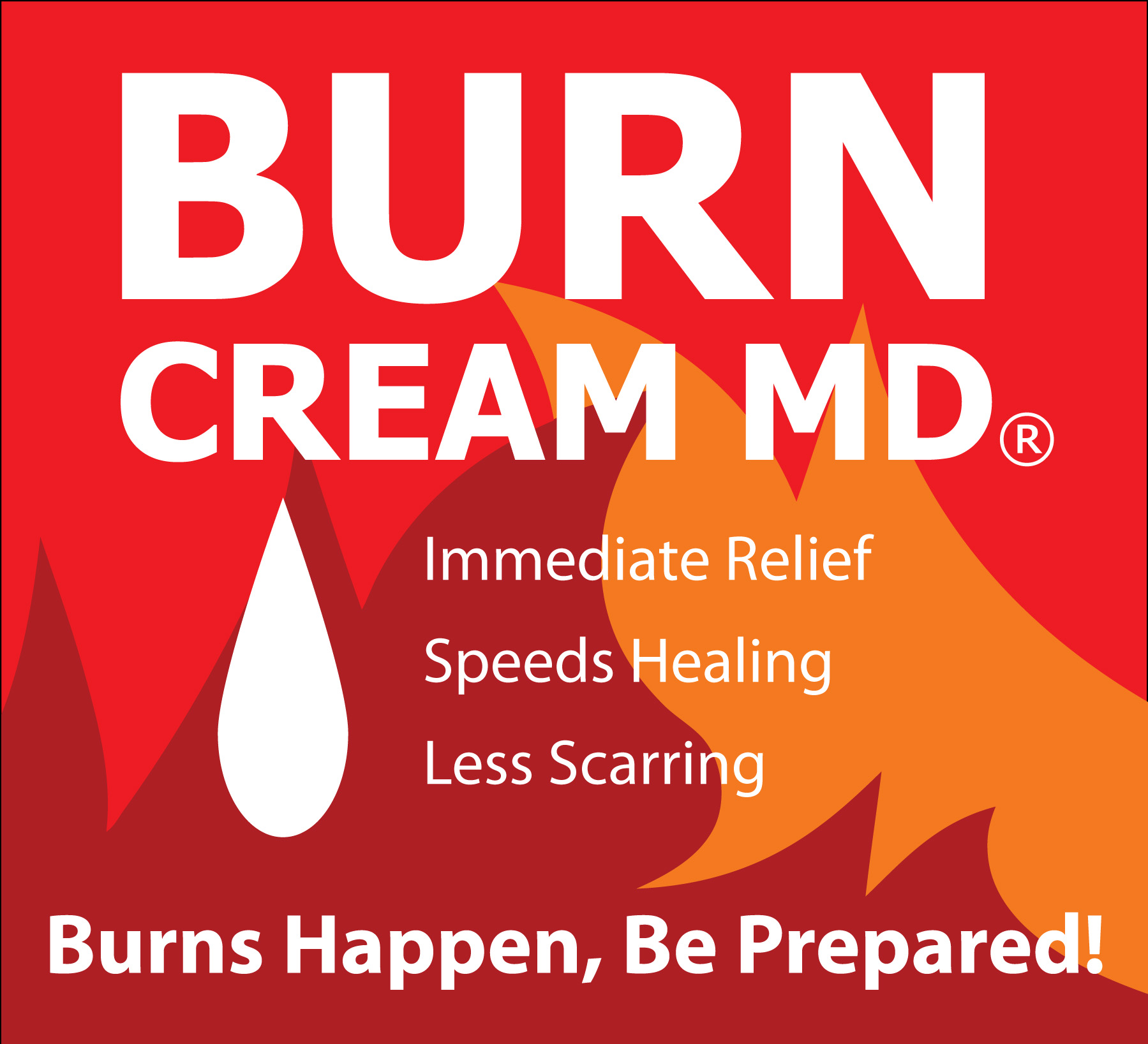 Burn Cream MD® Logo