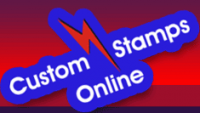 Custom Stamps Online Logo