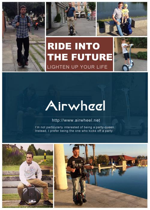 Airwheel Technology Holding (USA) Co., Ltd.'