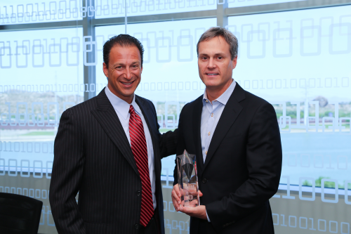 BestIDTheftCompanys Presents LifeLock with 2015 Besty Award'