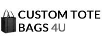 Custom Tote Bags 4U'